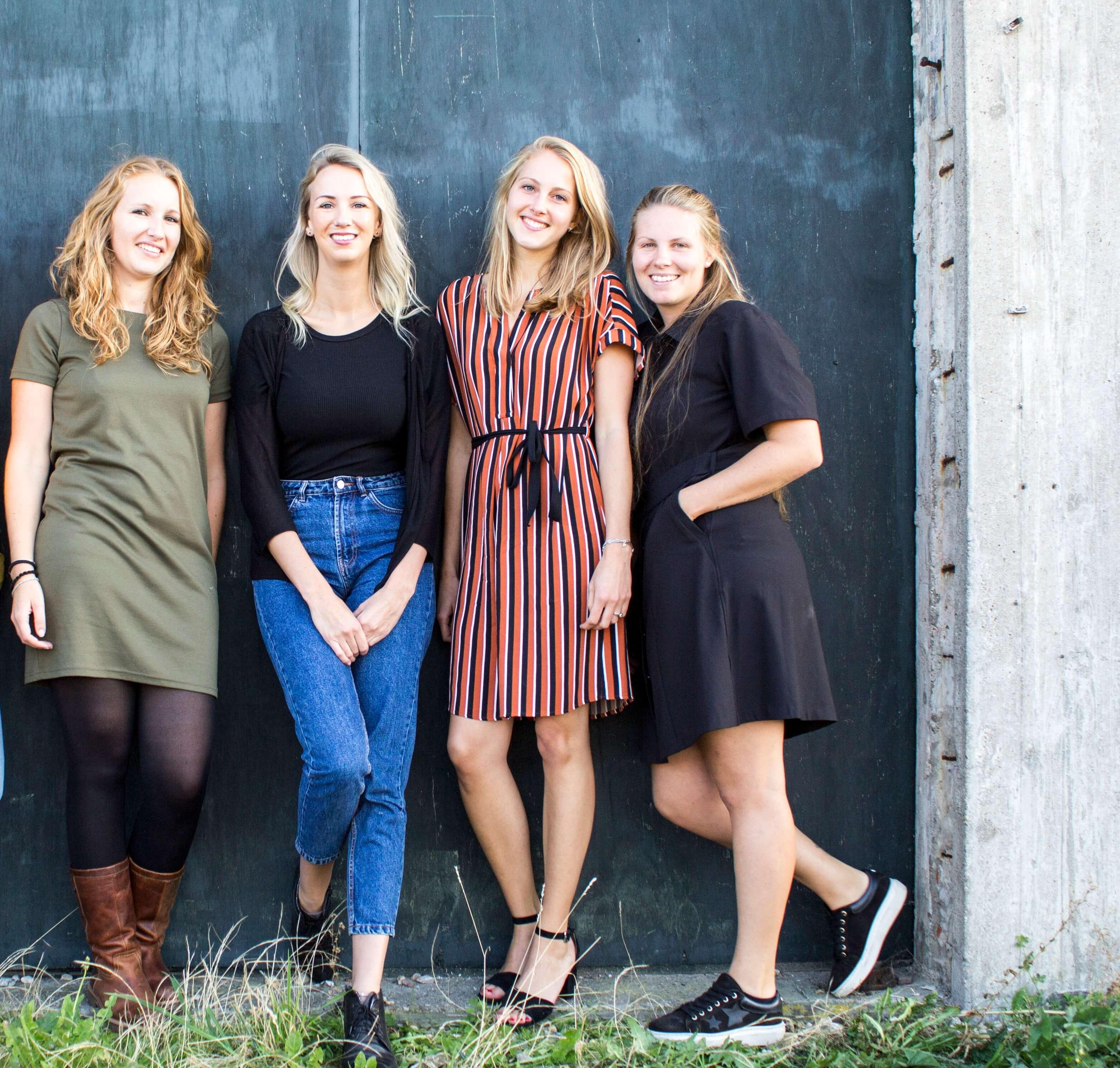 het team van dietisten slim fit kop van noord holland