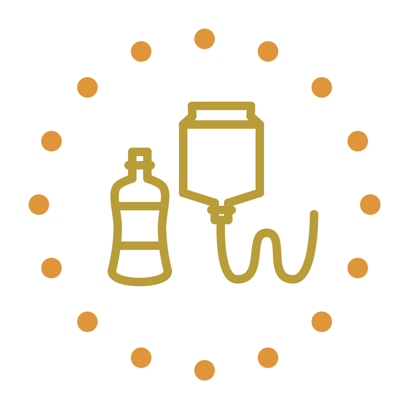Drinkvoeding en sondevoeding dietist